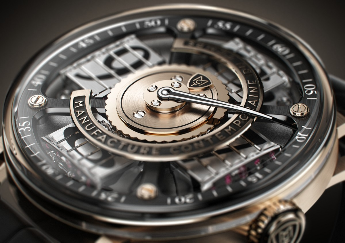 MCT Watches S2