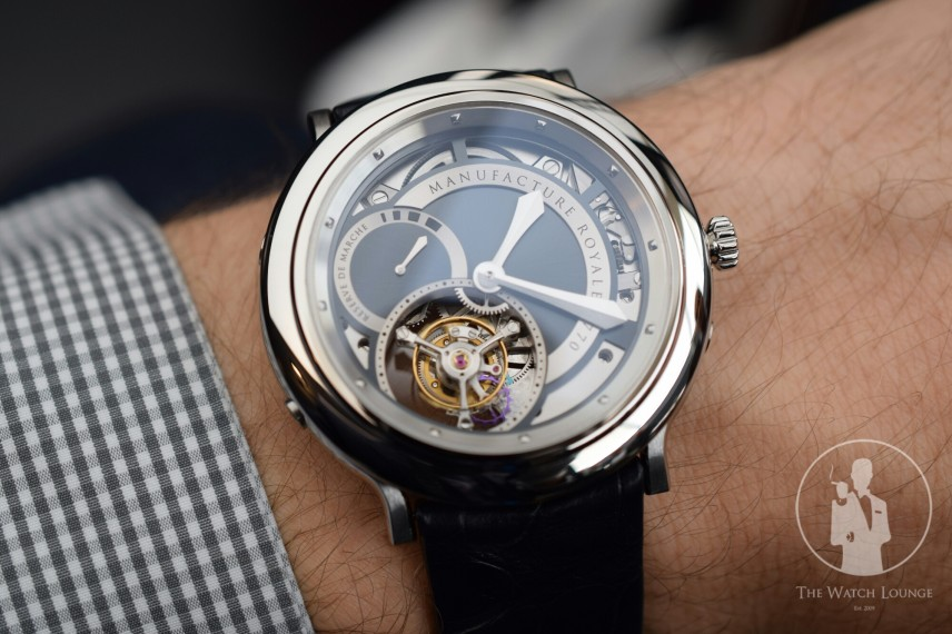 Manufacture Royale 1770 Collection