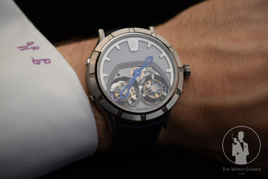 Manufacture Royale Micromegas
