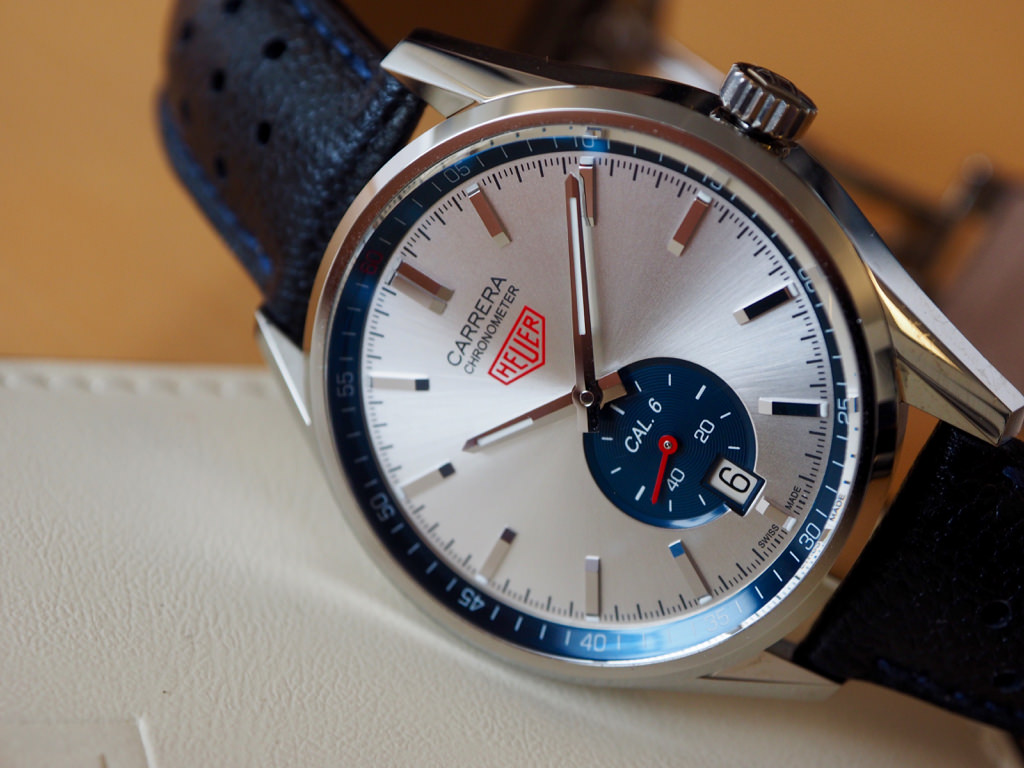 Carrera Calibre 6 Chronometer