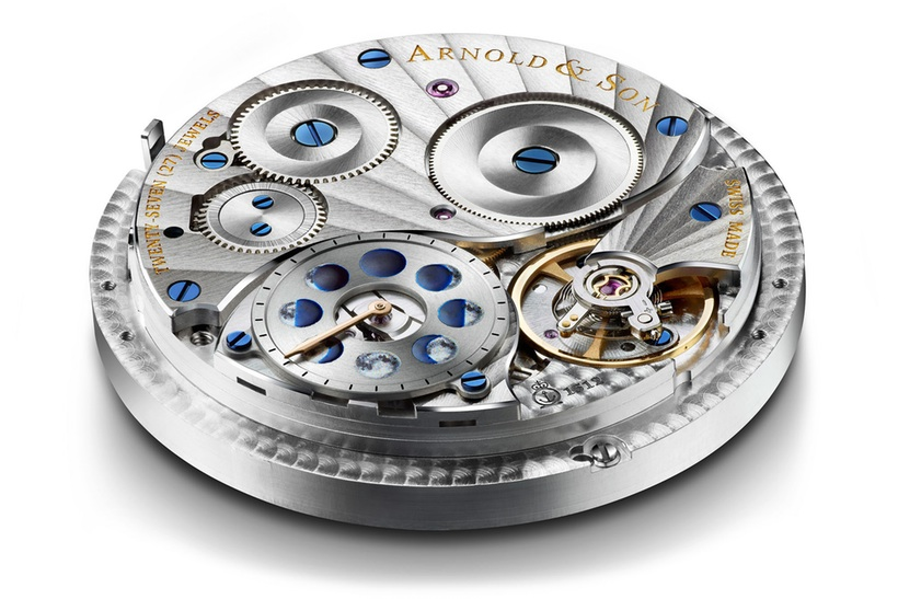 Arnold & Son HM Double Hemisphere Perpetual Moon